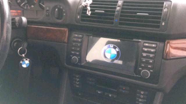 NAVEGADOR GPS DVD ANDROID 5. 1 BMW
