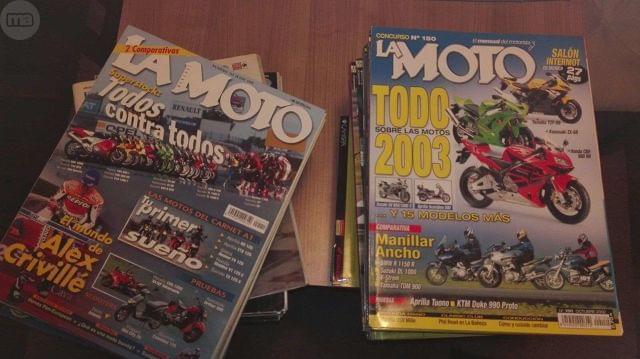 LA MOTO Y SOLOMOTO ACTUAL MOTOCICLISMO
