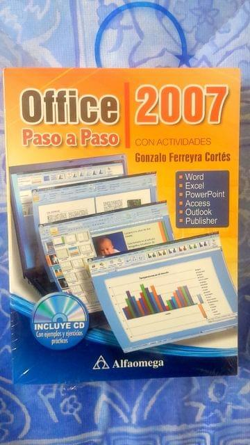 LIBRO DE OFFICE 2007
