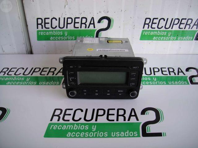 VENDO RADIO CD RDC300 VW TOURAN - GOLF 5