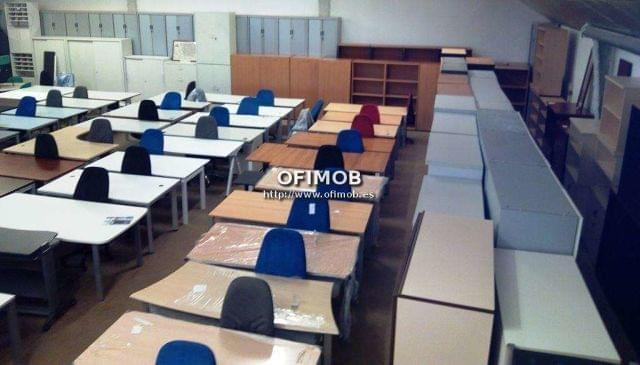 MOBILIARIO DE OFICINA A PRECIOS BAJOS - foto 1
