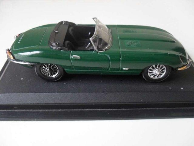 Jaguar E Type 1/43