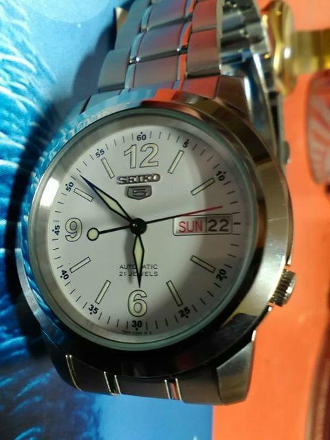 Precioso Reloj Seiko 5 Nuevo