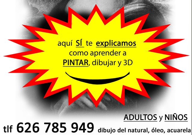 CLASES DE DIBUJO Y PINTURA EN LEÓN - foto 2