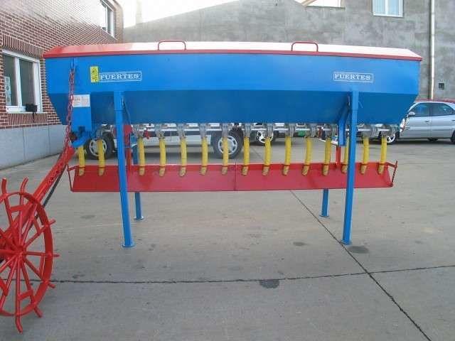 SEMBRADORA MECANICA 3 METROS HERBA - foto 2