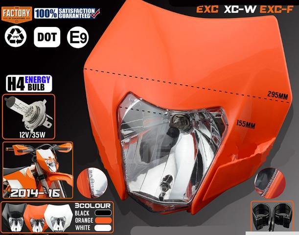FOCO KTM 2015-2016 78108001000XX