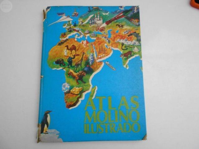 ATLAS MOLINO ILUSTRADO (1979) - foto 1