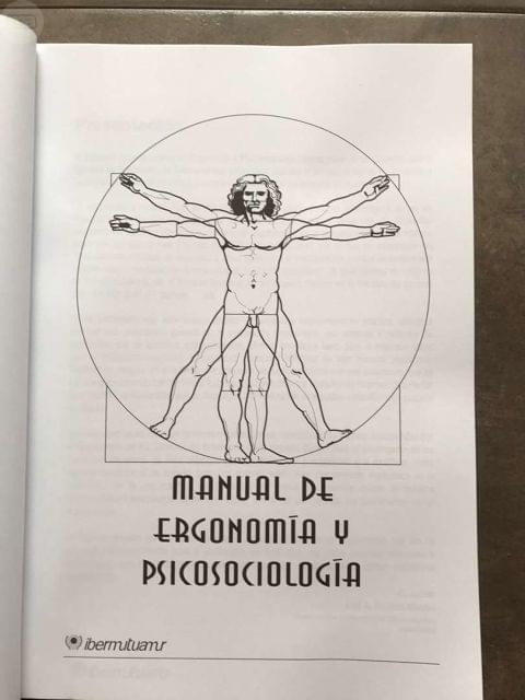 MANUAL DE ERGONOMÍA Y PSICOSOCIOLOGÍA - foto 2