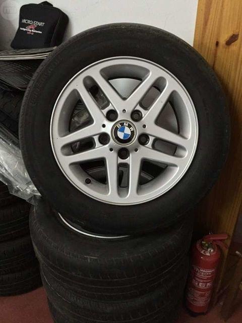LLANTAS BMW E46 15