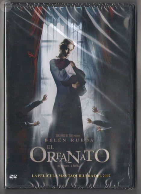 DVD EL ORFANATO - DIRECTOR J. A. BAYONA