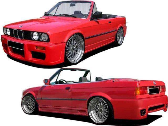 KIT DE FIBRA BMW E30 TS010