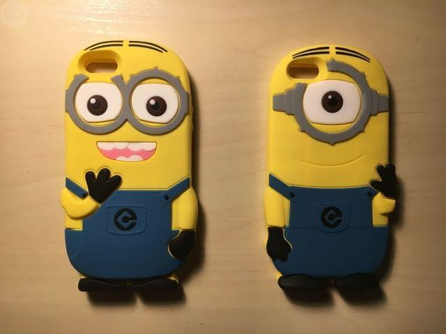 funda iphone 5s minions