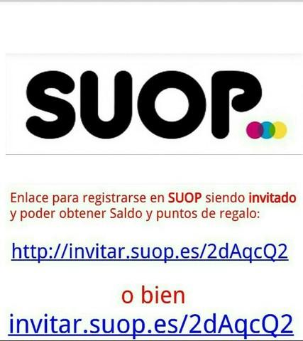 HAZTE DE SUOP GANANDO EUROS Y PUNTOS - foto 1