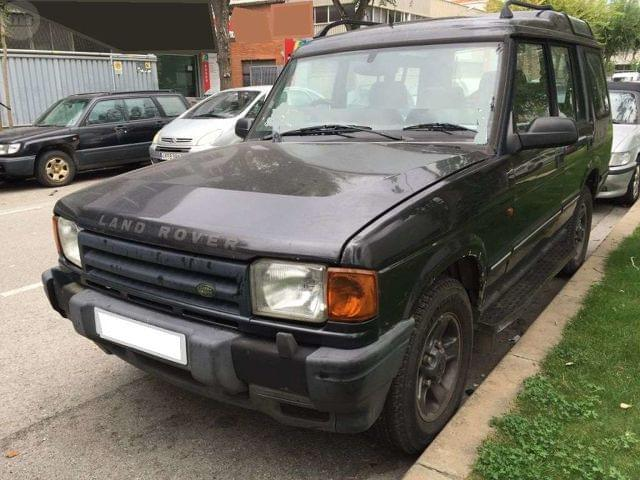 TRANSMISION MANUAL LAND ROVER DISCOVERY