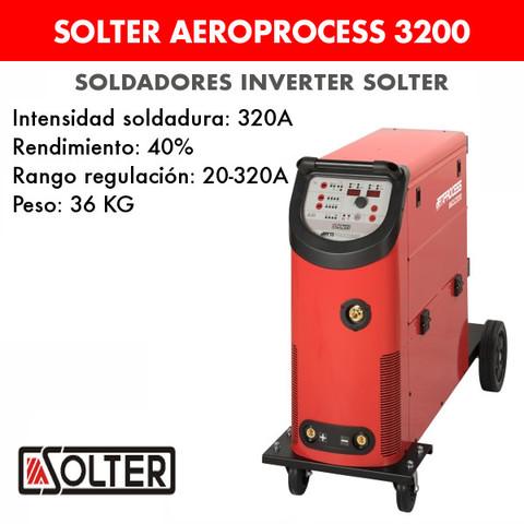 KIT SOLDADURA SOLTER AEROPROCESS 3200