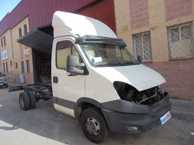 DESPIECE IVECO CHASIS CABINA SIMPLE 3. 0