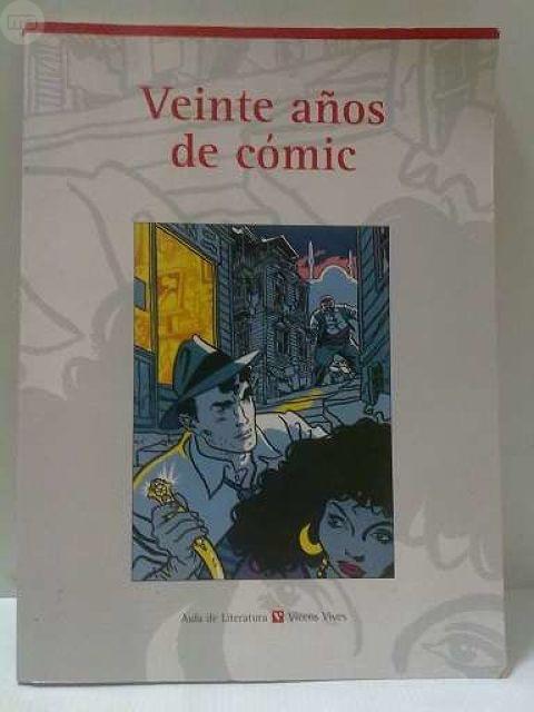 VEINTE AÑOS DE CÓMIC - foto 1