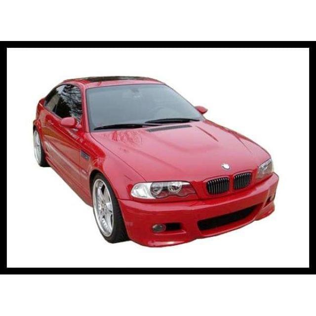 PARAGOLPES DELANTERO BMW E46 98 TIPO M3