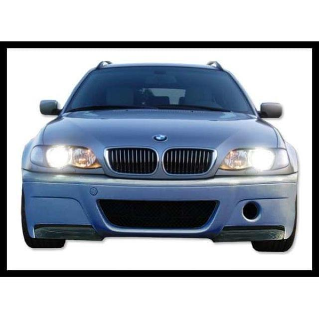 PARAGOLPES DELANTERO BMW E46 2 4P TIPO C