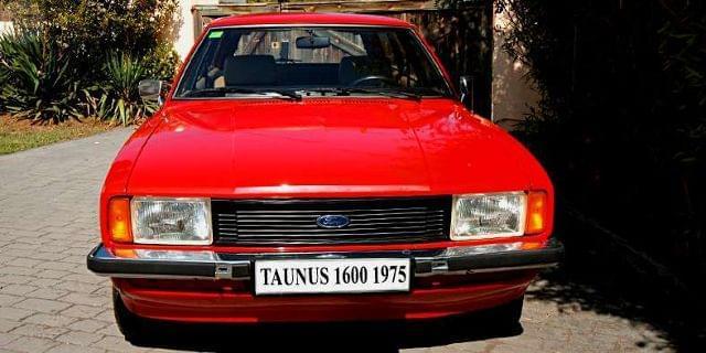 FORD - TAUNUS SE 1600CC - foto 4