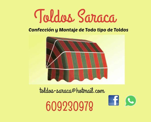 INSTALADOR DE TOLDOS EN JEREZ - foto 1