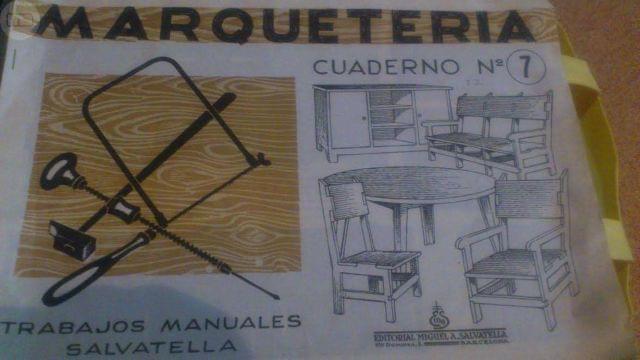 REVISTILLA DE MARQUETERIA - foto 1