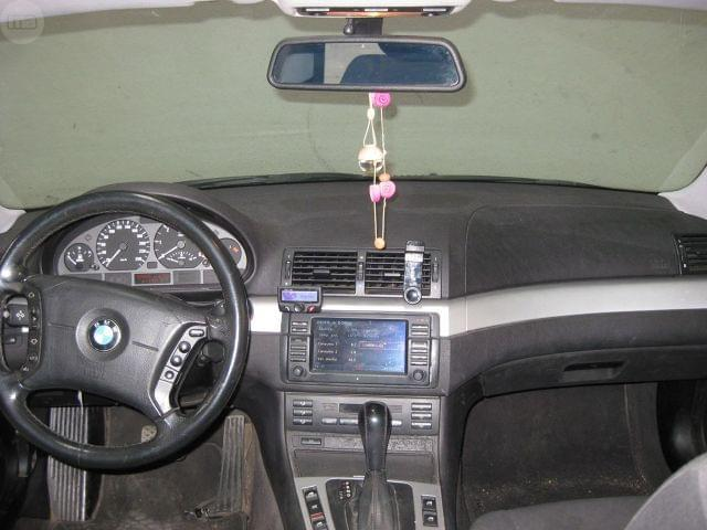KIT AIRBAG SALPICADERO BMW E46