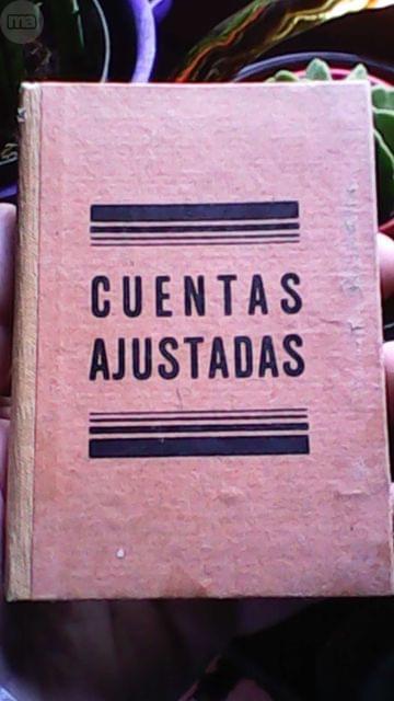 Antiguo Almanaque Para Calcular Precios