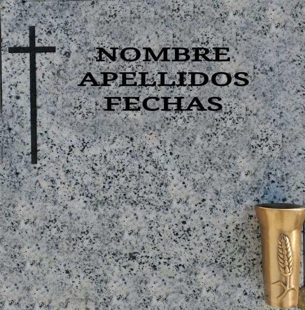 LAPIDAS  COLUMBARIOS TELF.  662441498 - foto 1