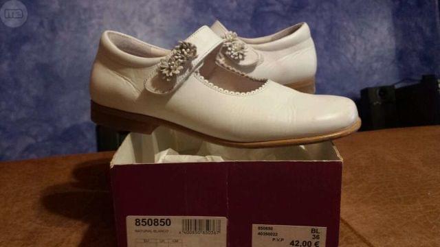 9c722d4dd15 COM - Zapatos primera comunion niña Segunda mano y anuncios clasificados