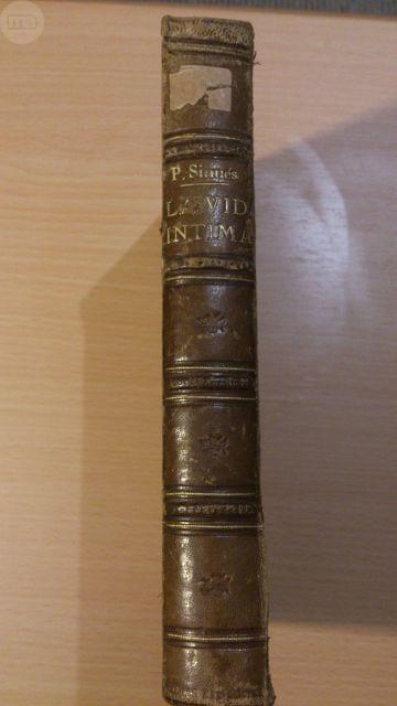 Libro Antiguo 1876