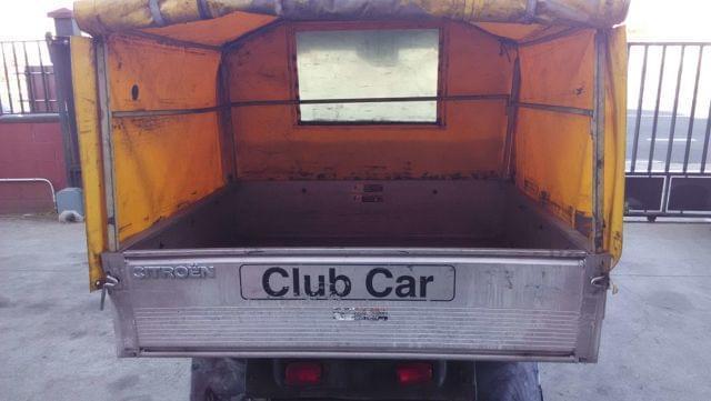 VEHICULO UTILITARIO ELECTRICO CLUB CAR - foto 5