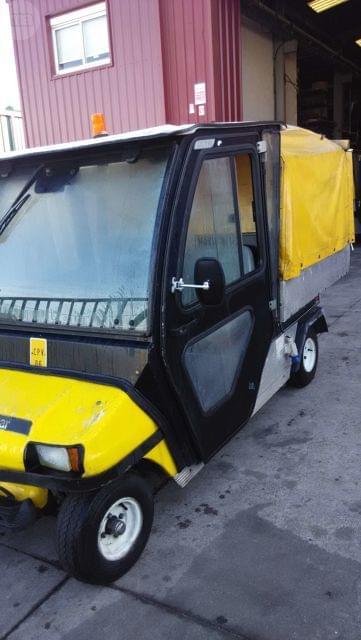 VEHICULO UTILITARIO ELECTRICO CLUB CAR - foto 7