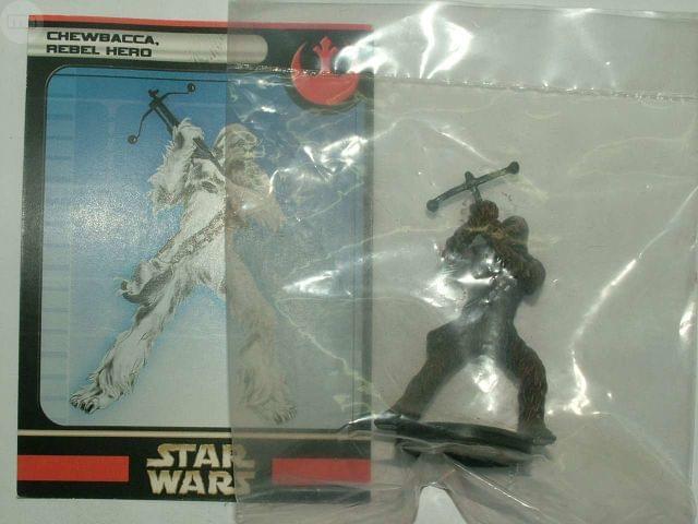 Star Wars Chewbacca, Rebel Hero