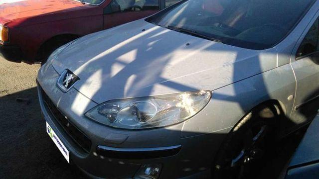 PEUGEOT 407 2. 0HDI 136CV AUTOMATICO 2004