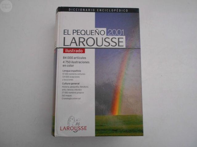 EL PEQUEÑO LAROUSSE 2001