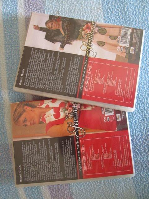 CURSO DE SEVILLANAS EN DVD.  - foto 2