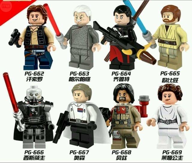 Star Wars Soldados De Asalto /& clonetroopers Figuras De Juguete De Elige Tu Figura!