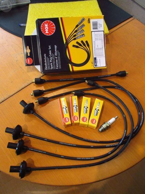 # GENUINE NGK Heavy Duty câble d/'allumage Kit Pour Smart