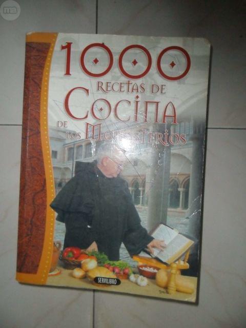 1000 RECETAS DE COCINA - foto 1