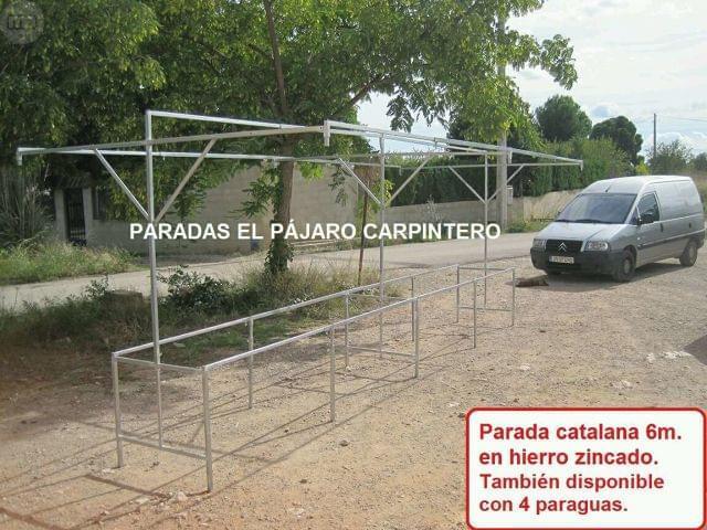 PUESTOS AMBULANTES Y MEDIEVALES - foto 3