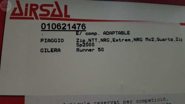 CILINDRO PIAGGIO GILERA