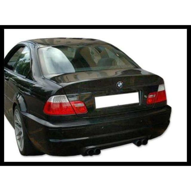 PORTON BMW E46 2P E46 M3 LOOK CSL