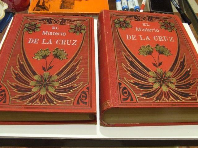 Libro El Misterio De La Cruz