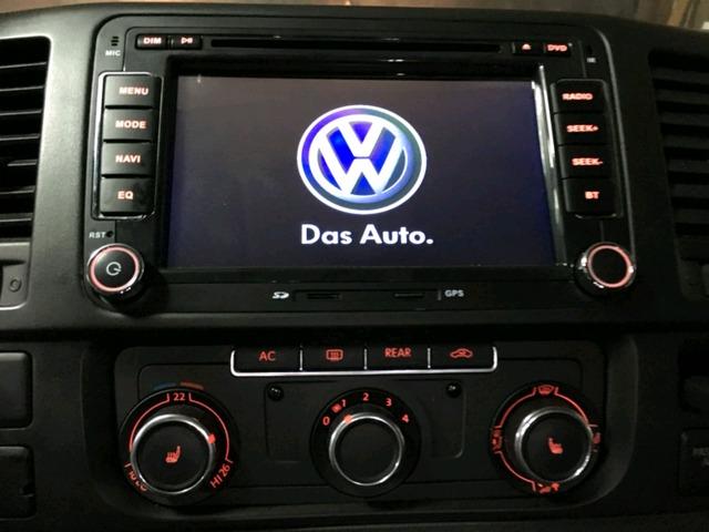 NAVEGADOR GPS VW T5