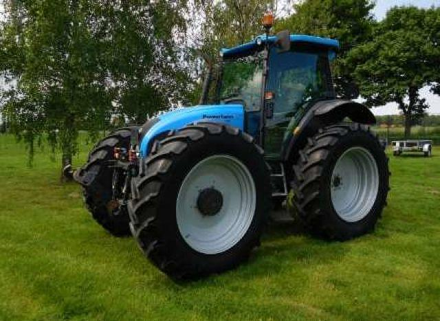 2001 LANDINI - POWERFARM 95 HC