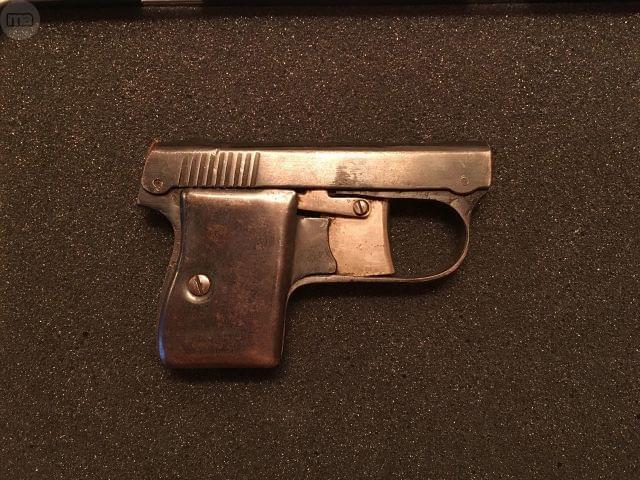 Compro Pistolas De Fogueo Antiguas