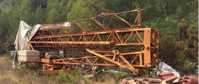MATERIAL MAQUINARIA DE CONSTRUCCIÓN