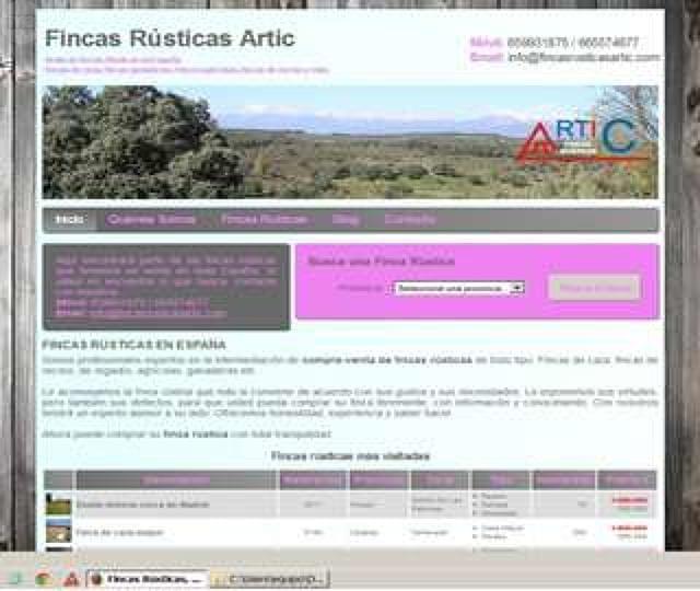 FINCAS PARA E.  FOTOVOLTAICA - foto 1