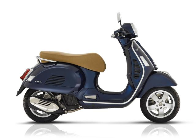 VESPA - GTS 125 IE SUPER ABS ASR